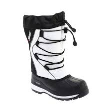 Baffin Size Chart Womens Baffin Icefield Snow Boot Size 6 M White