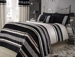 glamorous black and cream duvet covers 47 in king size duvet covers with black and cream