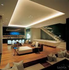 modern bar lighting. Modern Stairs, Living Space, Bar, Lighting, St Leon 10 In Cape Town, South Africa By SAOTA And Antoni Associates Bar Lighting G