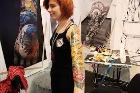 Moscow Tattoo Festival 2018 фото отчет с фестиваля татуировки в