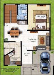 20 x 45 house plans east facing lovely 17 beautiful 30 x 40 house plans west