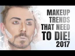 makeup trends that need to in 2017
