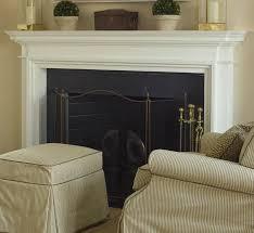 beautiful fireplace mantel