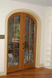 Arch top doors custom made built wood interior exterior internal arch top  doors custom made built