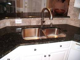sublime best undermount kitchen sinks for granite countertops kitchen granite marble replace