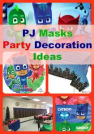 Pj Mask Party Decoration Ideas 100 Super PJ Masks Birthday Party Decorations and Ideas Birthday 41