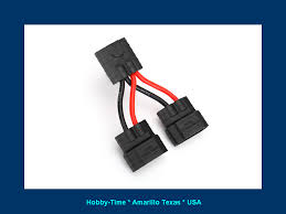 traxxas 1 16 slash hobby shop model railroading model traxxas · connector traxxas y harness parallel traxxas 3064x