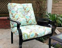 Discount Outdoor Cushions Deep Seat Chair Easy Patio Furniture