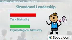 leadership theory what is situational leadership theories styles definition