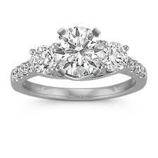 A Guide To The Latest Engagement Ring Styles And Trends At