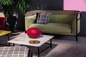 if the sofa has an unusually thick and fluffy cushion the coffee table should match