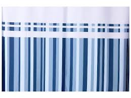 teal striped shower curtain. image of: navy and white striped shower curtain teal