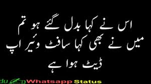 Top Funny Whatsapp Status In Urdu English Whatsapp Status In Urdu