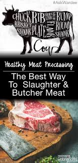 The Healthy Butcher Roasting Chart The Best Way To Slaughter And Butcher Meat Healthy Meat