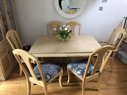 Limed Oak Dining Table In Oxford Oxfordshire Gumtree