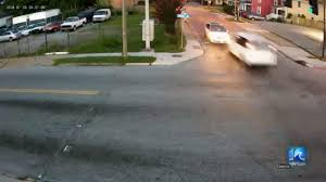 Video captures serious crash at Norfolk intersection