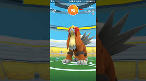 Entei Cp Chart Entei Max Cp For All Levels Pokemon Go