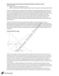 hsc economics essay protection year hsc economics thinkswap hsc economics essay protection