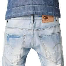 Arc 3d Slim Jeans Light Aged G Star Bootcut G Star Arc 3d Slim Jeans Light Aged Destroy