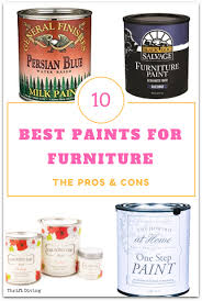 best paint for furnitureWhats the Best Paint For Furniture  Thrift Diving Blog