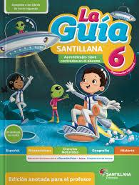 En día, por lo que este libro libro sep español contestado sexto es muy interesante y vale la pena leerlo. La Guia Santillana Materiales De Apoyo Para Docentes