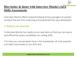 how interview mocha s online java programming tests can help you save  11