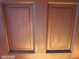 how to refinish an exterior door using gel stain average but inspired