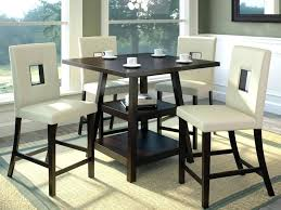 office excellent bench dining table set pub and bistro farmhouse wood with dark good looking 3 room fur