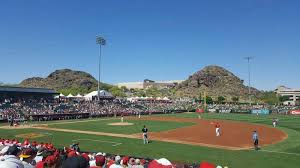 Tempe Diablo Stadium Seating Chart Tempe Diablo Stadium Section 19 Row S Seat 3 Los