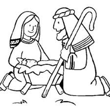 Small Picture Picture Nativity of Baby Jesus Coloring Page Kids Play Color