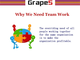 working as a team why team work is important