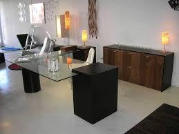 futuristic home office. Prissy Home Small Office Idea Also Futuristic Desk Andstatue Minimalist