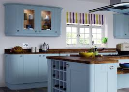 Kitchen Cabinets Blue Pale Blue Kitchen Cabinets Quicuacom