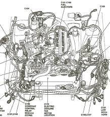 mustang v belt diagram related keywords suggestions  2000 mustang v6 engine diagram ford 95 wont