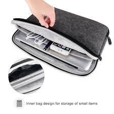 Review : 13 - 13.5 Inch Felt Laptop Sleeve Case Bag