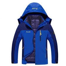 2018 plus size waterproof winter jacket men warm 2 in 1 parkas windproof detachable hood winter coat size l 6xl mens jackets and coats fur jean jacket