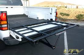 Truck Bed Gun Rack Great Day Center Overhead Truck Gun Rack 6 ...