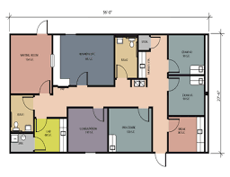 choosing medical office floor plans. ramtech has standard and custom floor plan designs that can be used or modified for developing modular clinics medical offices other healthcare choosing office plans