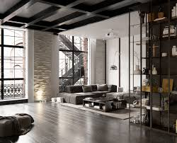 Imagine this: you live in a spacious loft atop a metropolis. Youre living  space is as eclectic as the people who walk your citys streets, and the  ceilings ...