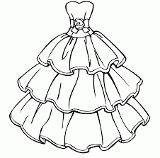 Small Picture Fancy Dress Coloring Pages Coloring Coloring Pages