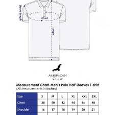American Crew Mens Cotton Blend Polo Tshirt Shopsbazaar