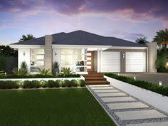 Duo - Dual Living - Facades   McDonald Jones Homes. House FacadesModern  Front YardFront ...