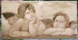 raphael angels imprimatura