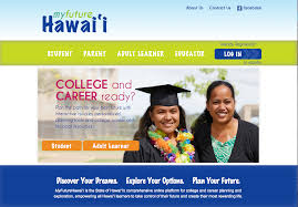 hawaii p 20 college and career readiness hawaii p 20 my future hawai i is a college and career planning portal for hawai iʻs students hawai i p 20 and the workforce development council of dlir have partnered