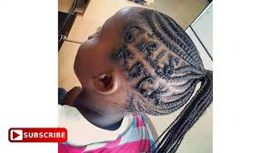 Cute Black Little Girl Hairstyles With Weave: Girls crochet braids ...