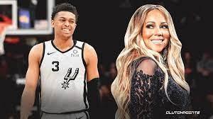 Spurs news: Mariah Carey endorses big ...