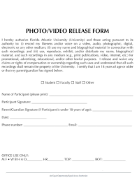 Photo Release Form Accurate Likeness 16 Printable Cruzrich