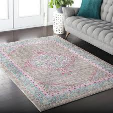 pink and grey area rug pink and gray rug area rug ideas pink chevron area rug
