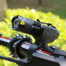 ZOOM <b>Bicycle Light</b> 7w 2500 Lumen 3 Mode Bike Flashlight <b>Q5</b> LED ...