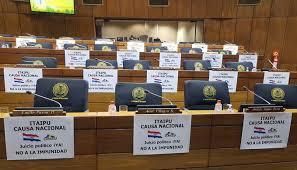 Resultado de imagen para paraguay impunidad itaipu